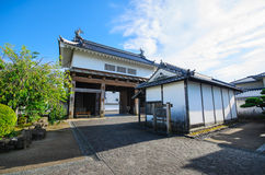 Traditional Japanese house Stock Photos