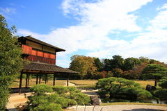 Traditional Japanese house Royalty Free Stock Photography