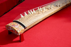 Traditional Japanese instrument Royalty Free Stock Images