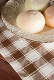 Traditional Japanese mochi Stock Photo