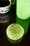 Traditional Japanese mochi Royalty Free Stock Photography