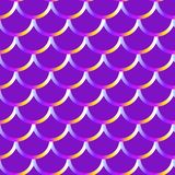 Purple mermaid scales Royalty Free Stock Photography