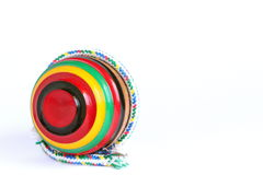 Traditional Japanese Spinning Top Stock Photography