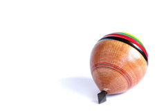 Traditional Japanese Spinning Top Stock Image