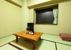 Traditional Japanese tatami Royalty Free Stock Photography