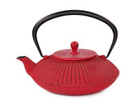 Traditional Japanese teapot Stock Images