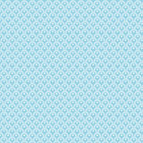 Traditional Japanese Wave Pattern Stock Photo