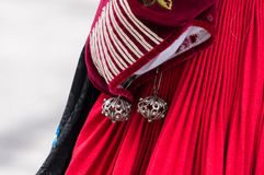 Traditional jewelry Stock Images