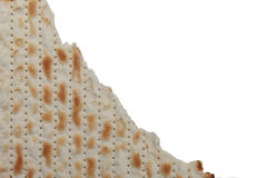 Traditional Jewish holiday food Passover matzo Royalty Free Stock Photography