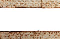 Traditional Jewish holiday food Passover matzo Stock Photography