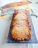 Traditional Jewish Honey Cake Royalty Free Stock Images