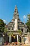 Traditional Khmer temple in Siem Reap, Cambodia Stock Photography