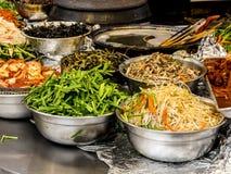 Traditional Korean fermented food Seoul, South Korea royalty free stock images