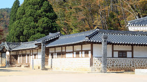 Traditional Korean House Stock Images