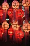 Traditional lantern Stock Image