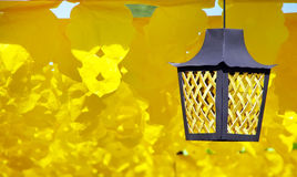 Traditional lantern Stock Photos