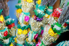 Traditional Lithuanian Easter palm known as verbos Royalty Free Stock Photos