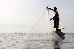 The traditional livelihood Stock Photos
