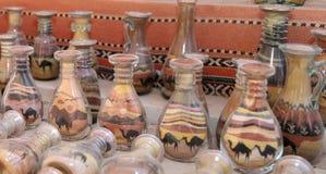 Traditional local souvenirs in Jordan Stock Photos