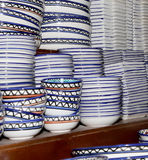 Traditional local souvenirs in Jordan, Middle East Royalty Free Stock Photos
