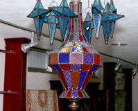 Traditional local souvenirs in Jordan Royalty Free Stock Photo