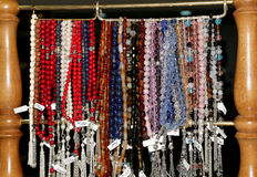 Traditional local souvenirs in Jordan Royalty Free Stock Images