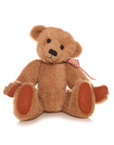 Traditional looking teddy bear Royalty Free Stock Photos