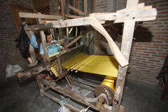 Traditional looms Royalty Free Stock Photos