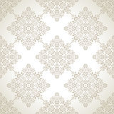 Traditional luxurious seamless wallpaper. Traditional luxurious seamless vector wallpaper Royalty Free Stock Image