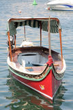Traditional Luzzu boat, Malta Royalty Free Stock Images