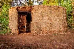 Traditional Maasai rural house, Nairobi, Kenya