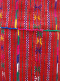 Traditional macedonian costume, details Royalty Free Stock Images