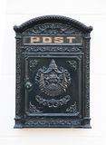 Traditional mailbox Stock Photo