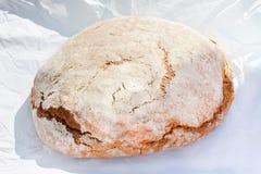 Traditional Majorcan brown bread - pan moreno Stock Photography