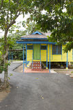 Traditional Malay House in Malacca Malaysia Royalty Free Stock Photo