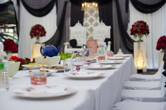 Traditional Malay Wedding Ceremony. A traditional Malay wedding in Malaysia, is full of fun and delights but of course it has to start with the akad nikah - the Stock Photos