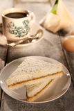 Traditional Malaysian Chinese breakfast set Stock Images