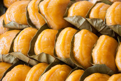 Traditional Malaysian Chinese Sweet Delicacies named Ang Koh Royalty Free Stock Photo