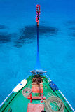 Traditional maldivian boat dhoni Stock Photos