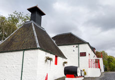 Traditional malt barn Royalty Free Stock Images