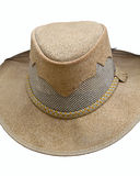 Traditional man's hat Stock Images