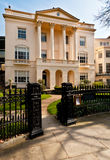 Traditional mansion in Central London Royalty Free Stock Photo