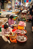 Traditional Market at Jeju, Korea 4 Stock Photography