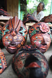 Traditional mask craft Royalty Free Stock Photography