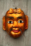 Traditional mask in hanoi vietnam Royalty Free Stock Photography