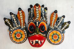 Traditional masks Stock Photos