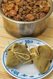 Traditional meat dumplings Stock Photography