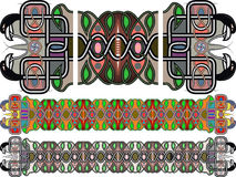 Traditional medieval celtic patterns Stock Photo