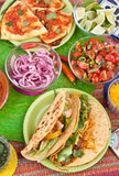 Traditional Mexican food Royalty Free Stock Photo