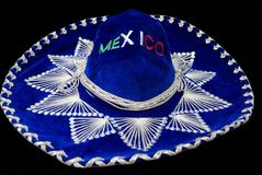 Traditional Mexican hat Stock Photo